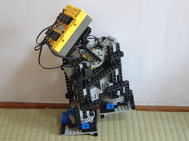 2足歩行ロボットその2
